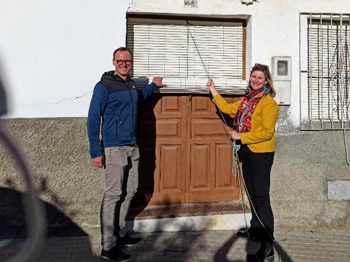Reijer Staats en Danielle Gouwens, At Home in Andalusia